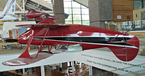 aviation museum red baron