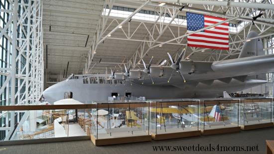 Evergreen Aviation & Space Museum Spruce Goose