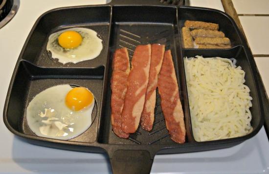 master pan cooking