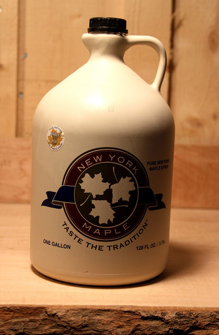 Maple Syrup- Grade A (Plastic Container)