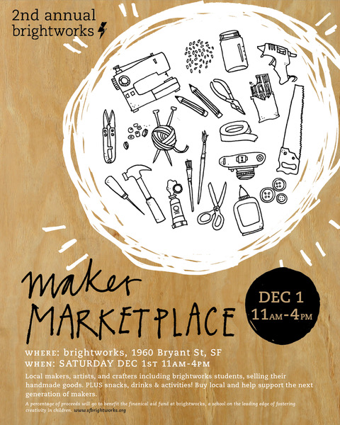2nd Annual Maker Marketplace
