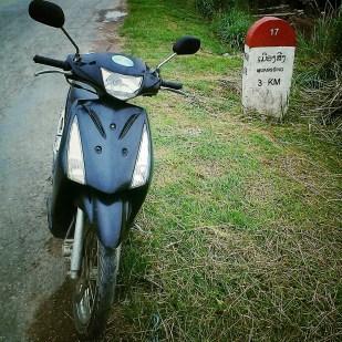 Road trip, Muang Sing