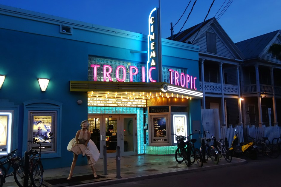 Cinema in Key West