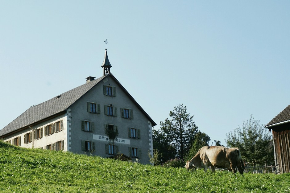 Bregenzerwald Schwarzenberg