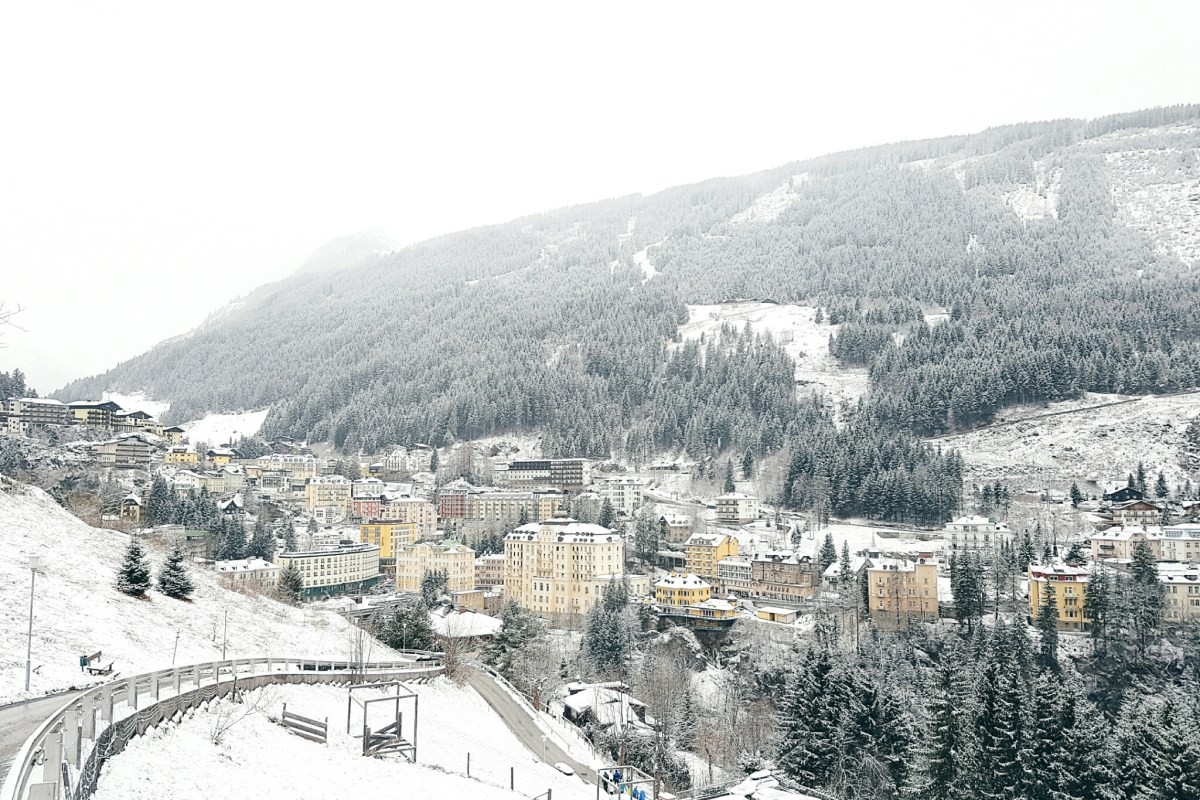 Winter holidays in Bad Gastein