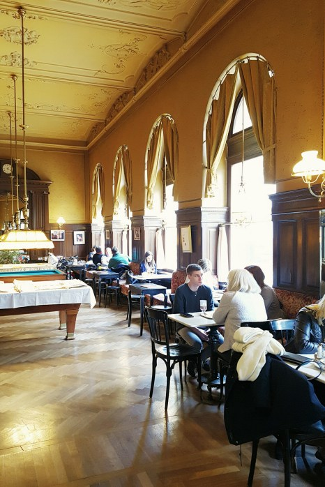 Vienna coffeehouse guide