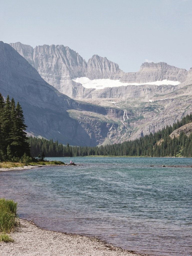 Glacier National Park easy hikes