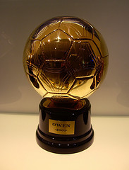 Owen's Golden Ball
