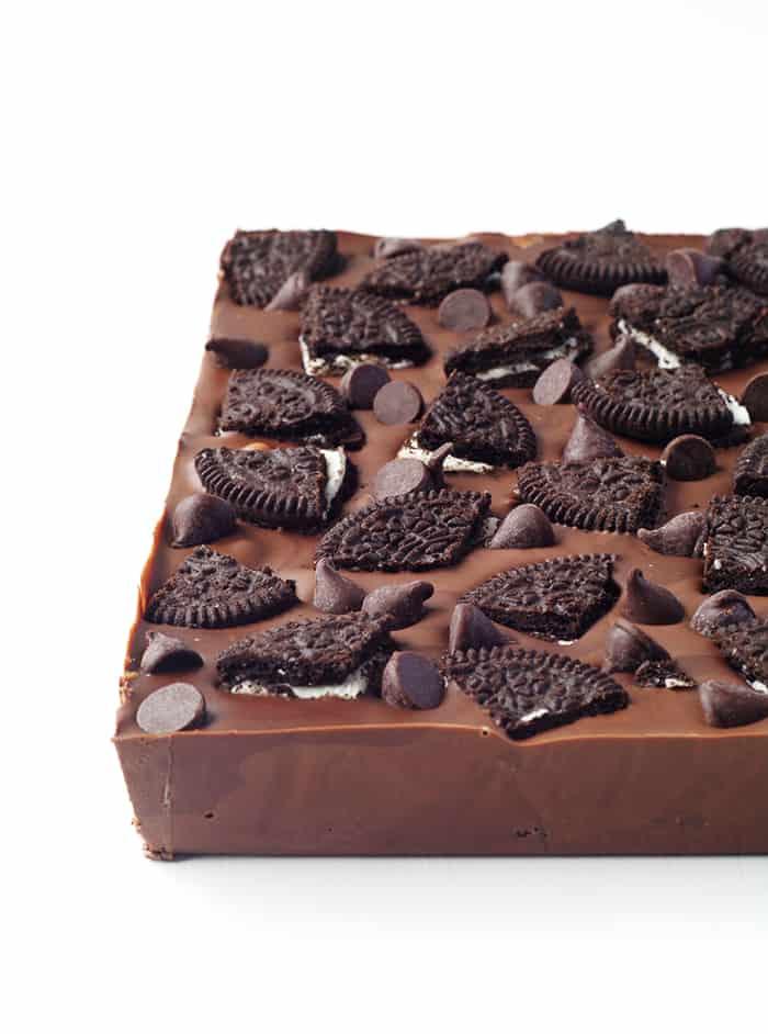 Oreo Truffle Chocolate Bar