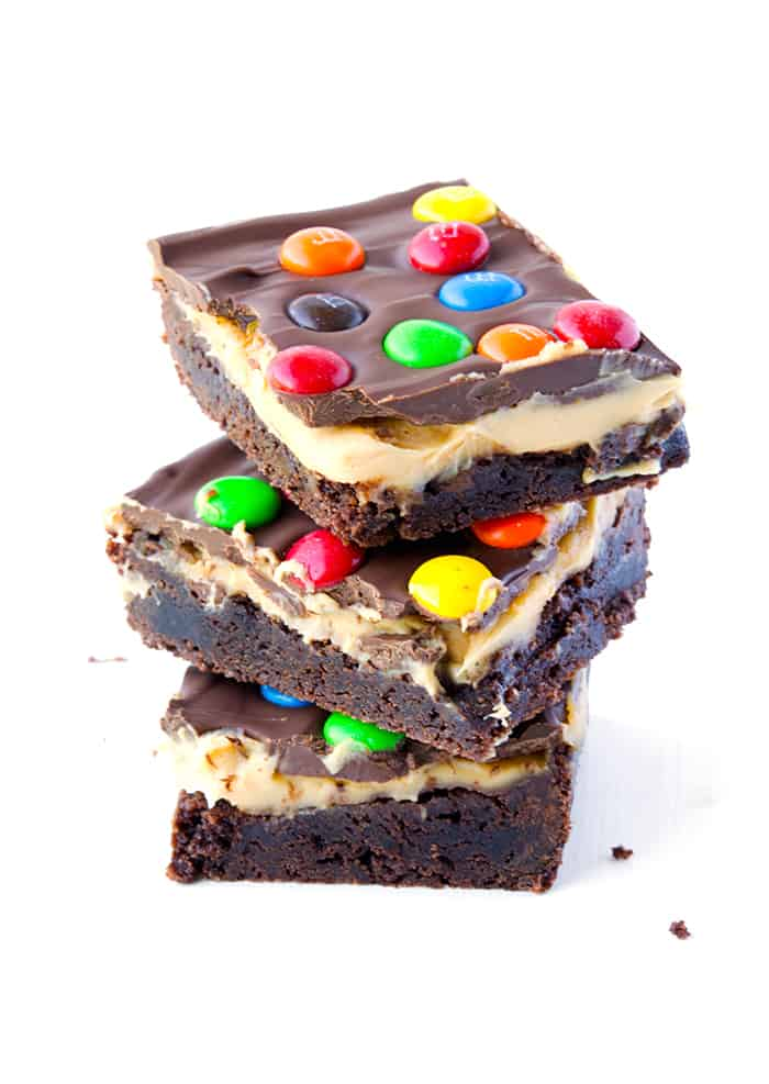 M&M Chocolate Peanut Butter BarsM&M Chocolate Peanut Butter Bars