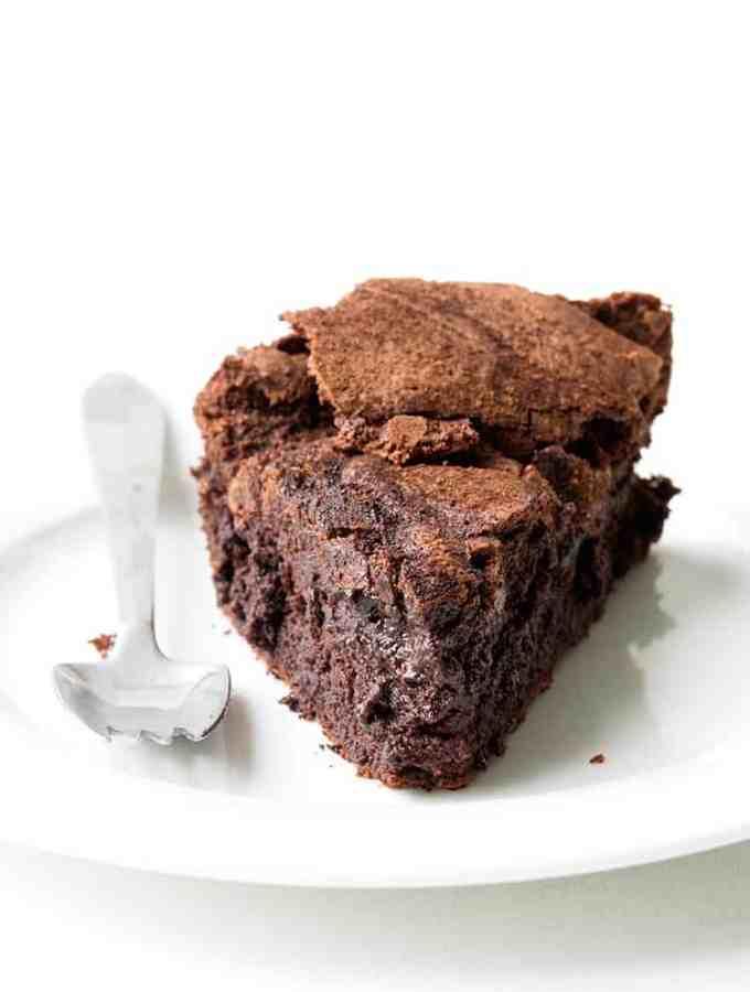 Flourless Chocolate Cake | Sweetest Menu
