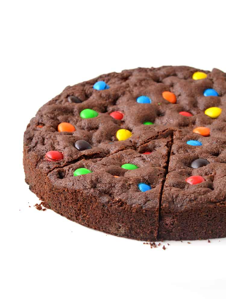 M M Chocolate Cookie Cake Sweetest Menu