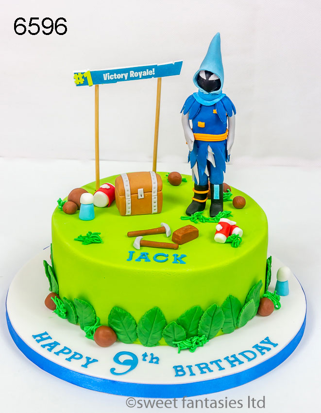 Magnificent Fortnite Birthday Cakes Sweet Fantasies Cakes Stoke On Trent Funny Birthday Cards Online Eattedamsfinfo