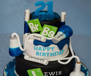 Cakes for Boys 18th & 21st - sweet fantasies