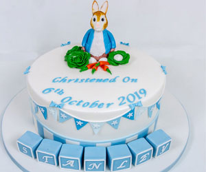 Boys Christening Cakes - sweet fantasies, gallery 1