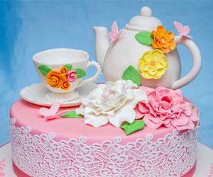 Birthday cake designs for ladies gallery 6 - sweet fantasies
