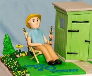 Birthday cake ideas for Men, gallery 3 - sweet fantasies cakes