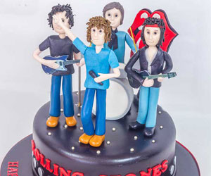Music themed cakes gallery 1 - sweet fantasies cakes