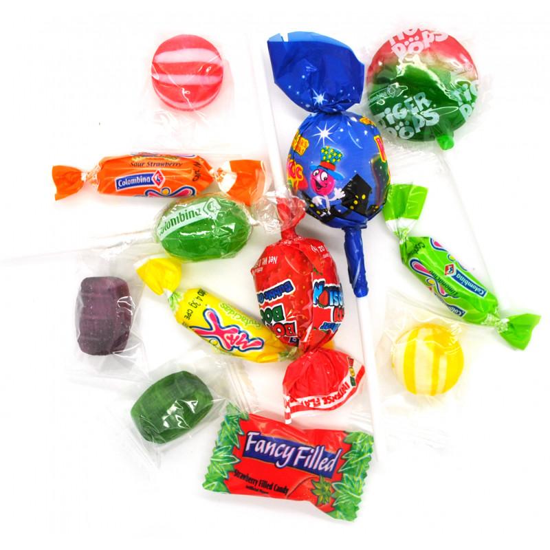 Candy Hard Plantation Mix Christmas