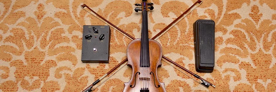 Using Guitar Pedals With a Fiddle | Sweet Guitar Tones
