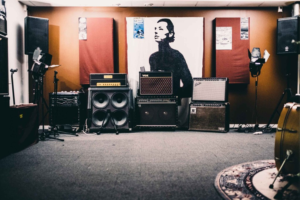 How To Rent A Practice Space For Your Band Sweet Guitar Tones