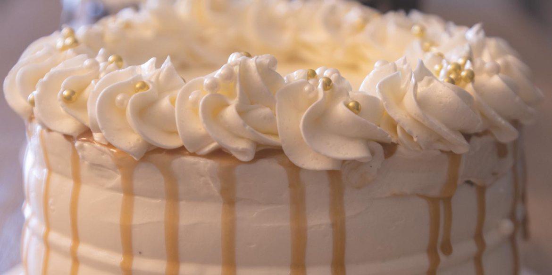 caramel cake order form