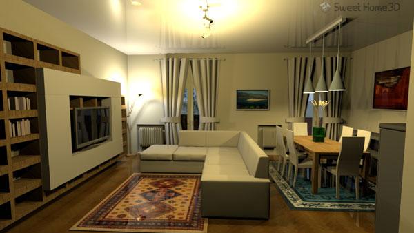 Sweet Home 3d Opensource 3d Raumplanung Cenote Gmbh