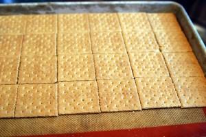 Smores Cookies Graham Crackers