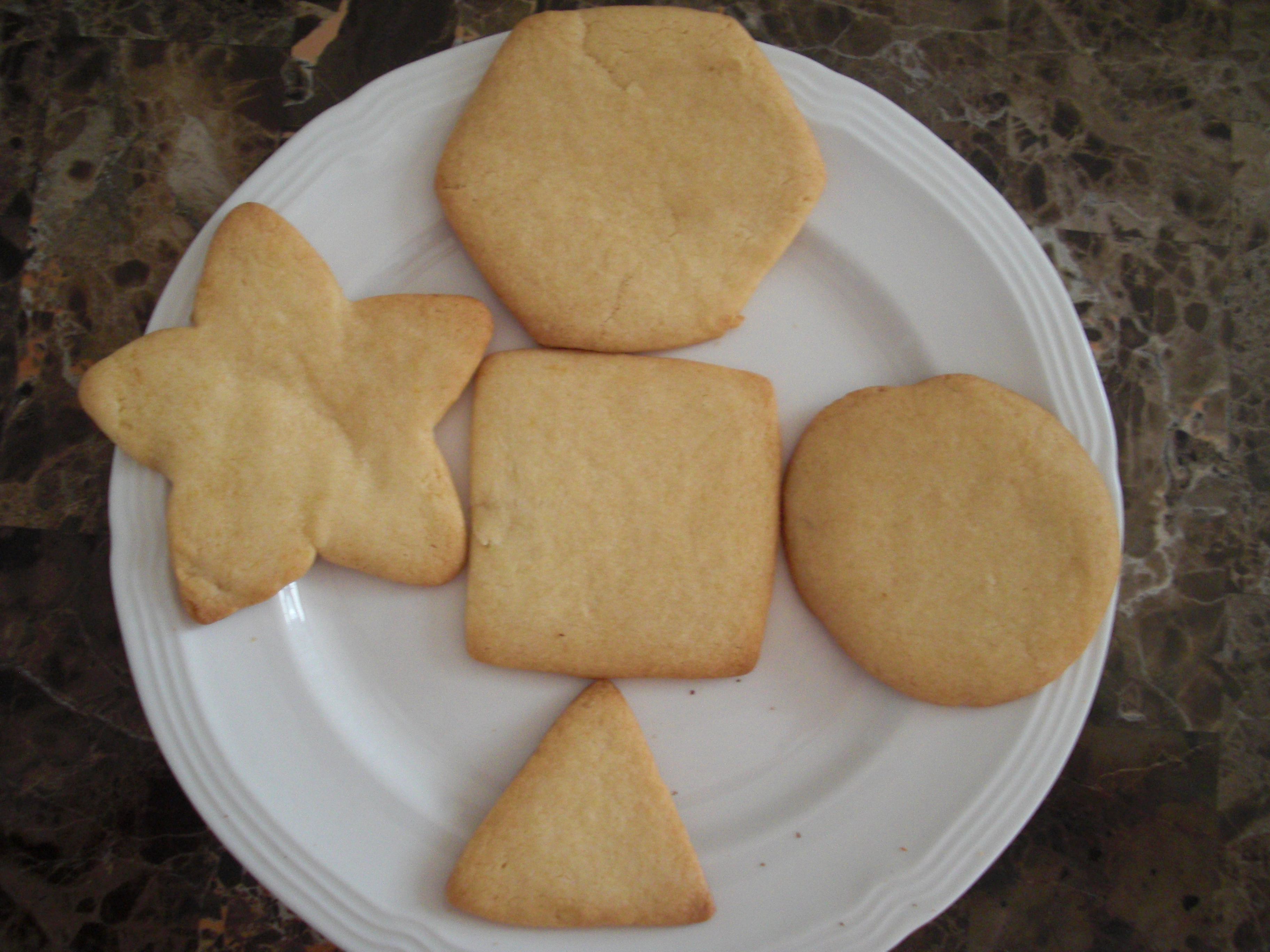 C Is For Cookie Or Early Learning With Cookies