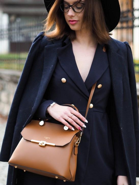 zara overknees & suit dress8