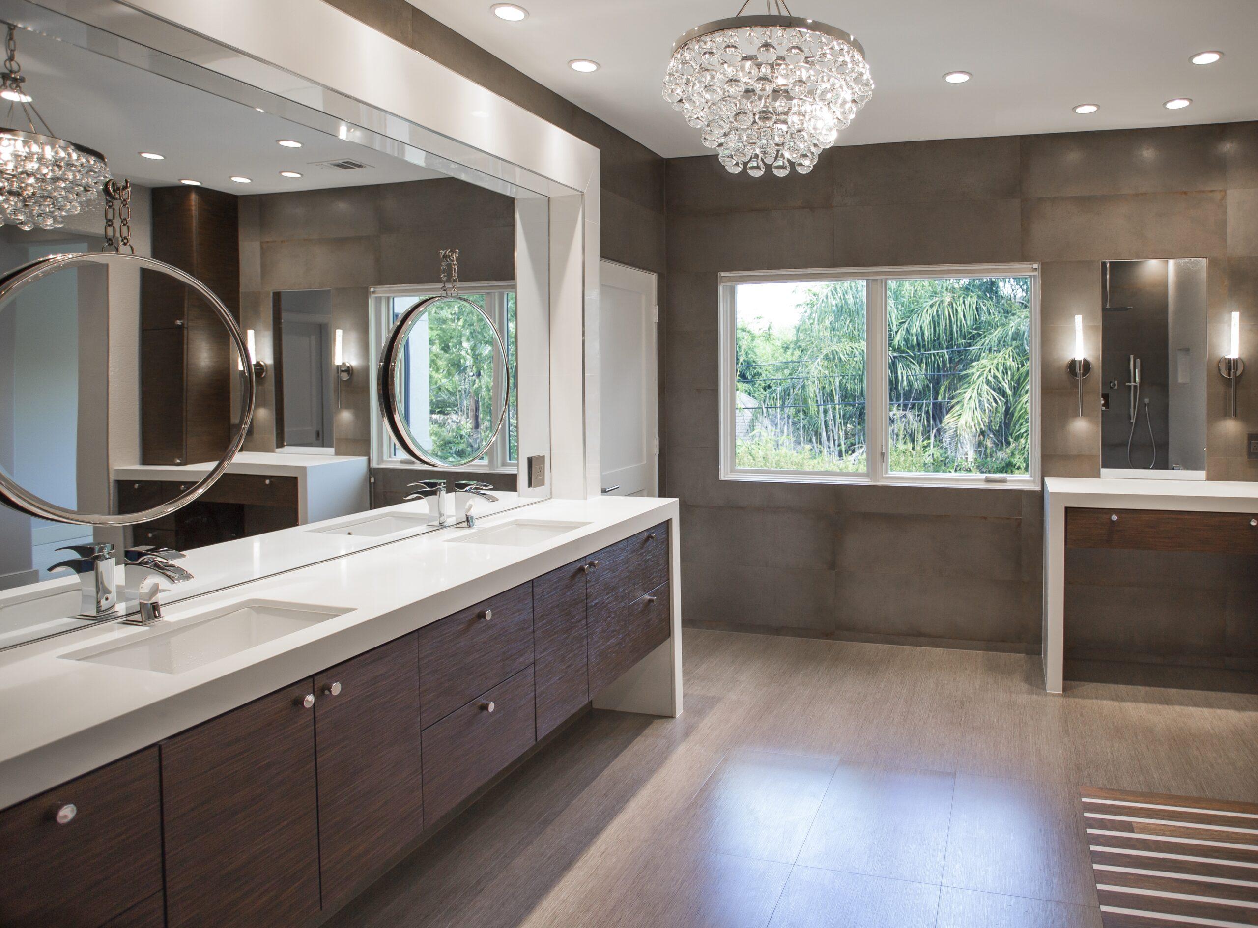 West University Master Bathroom   Houston, Texas   2015