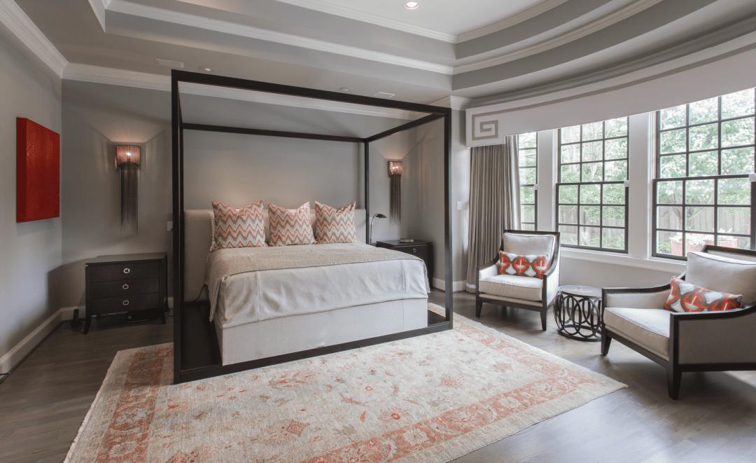 Master Bedroom   Memorial Home Renovation   Houston, TX   2016