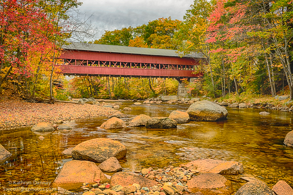 Swift River Covered Bridge, near Conway, NH