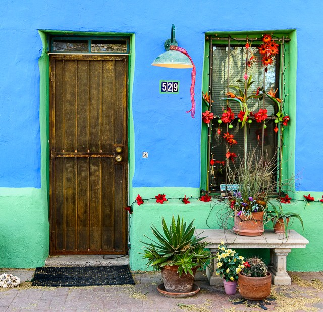 Barrio of Color