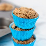 This recipe takes traditional bran muffins up a notch! These Vegan Blueberry Banana Bran Muffins are oil free and supremely delicious!