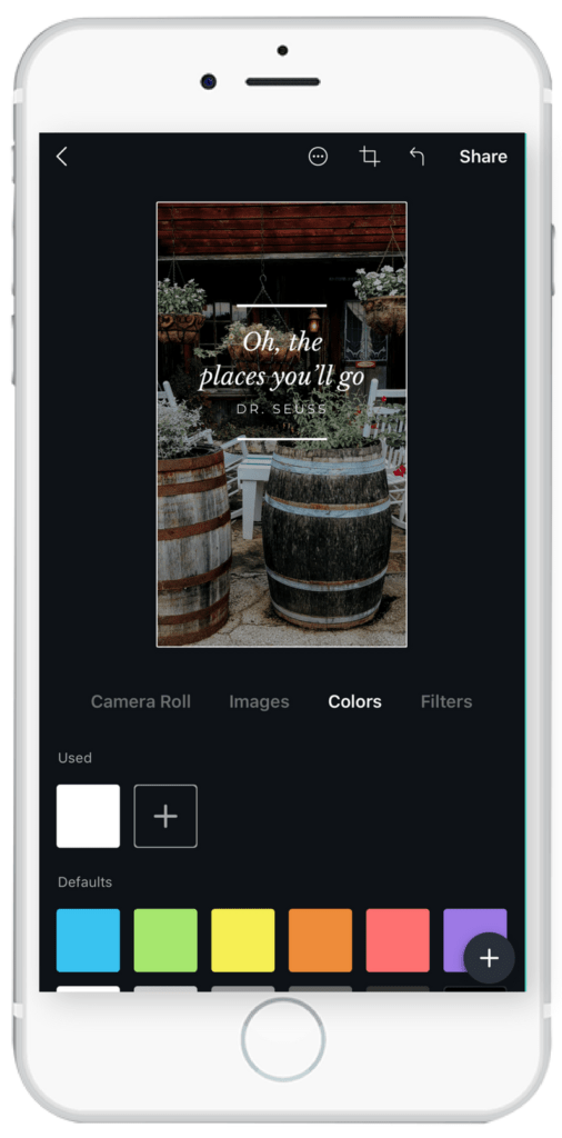 Creating memories you won't forget with Canva.