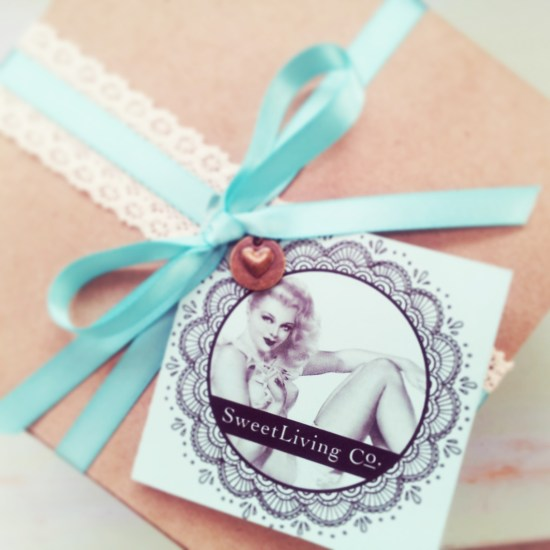 Beauty Box - Handmade in Canada by Sweet Living Co. Organic, Natural Skincare. Paleo & Vegan beauty Experts.