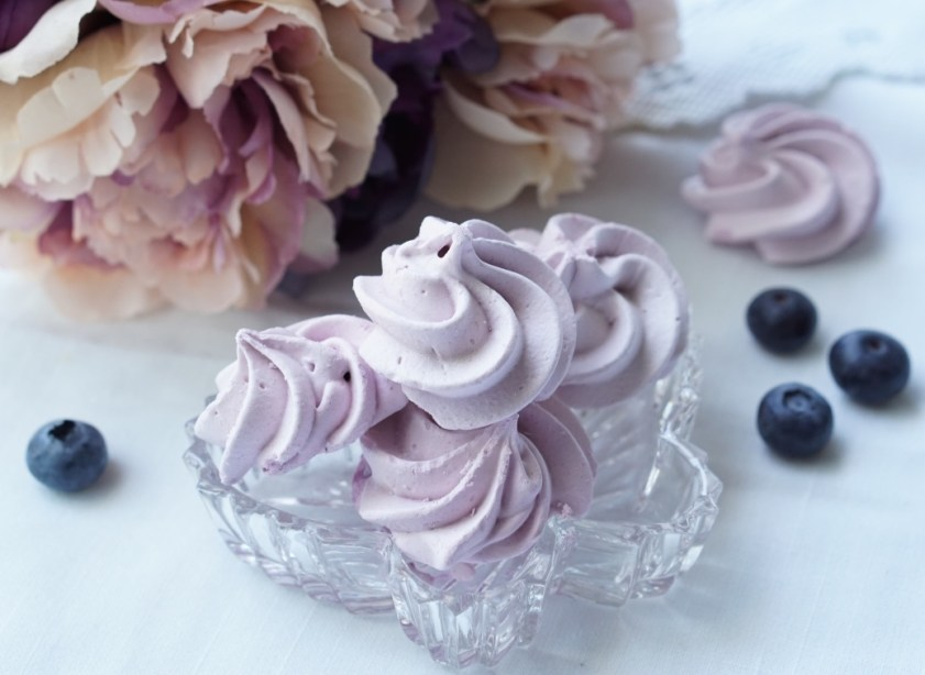 Healthy Meringue Cookies