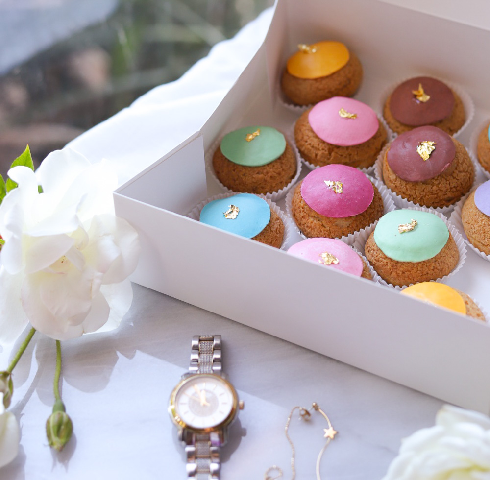 Pastries from Flossy