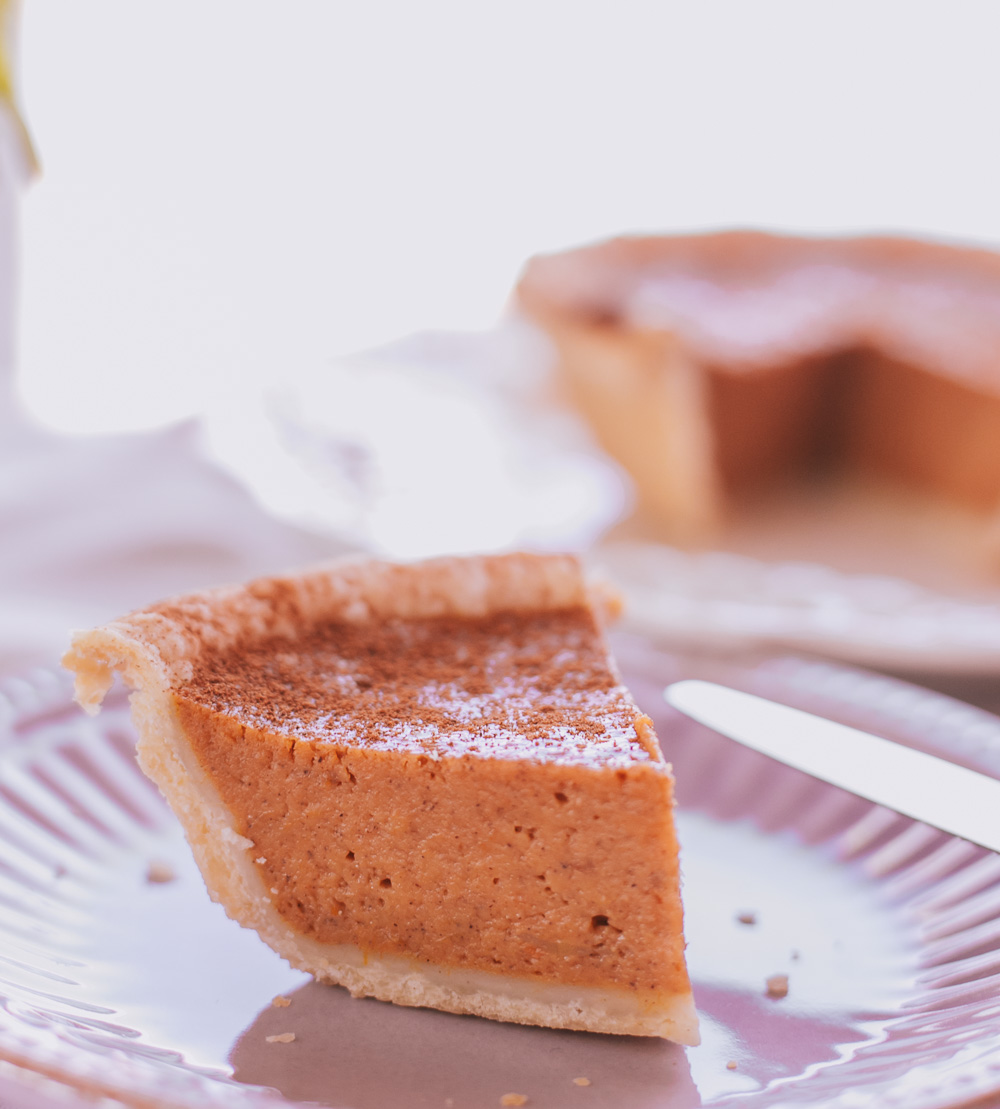 Sugar-Free Healthy Pumpkin Pie Recipe