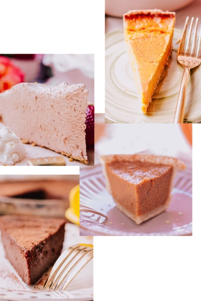 4 BEST LOW-CALORIE PIES RECIPES!