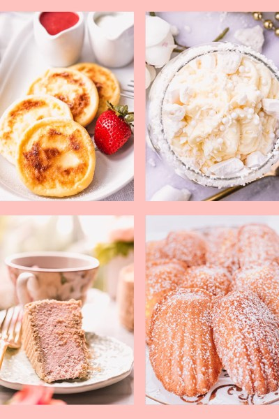 9 BEST HEALTHY MOTHER'S DAY DESSERT & BRUNCH RECIPES