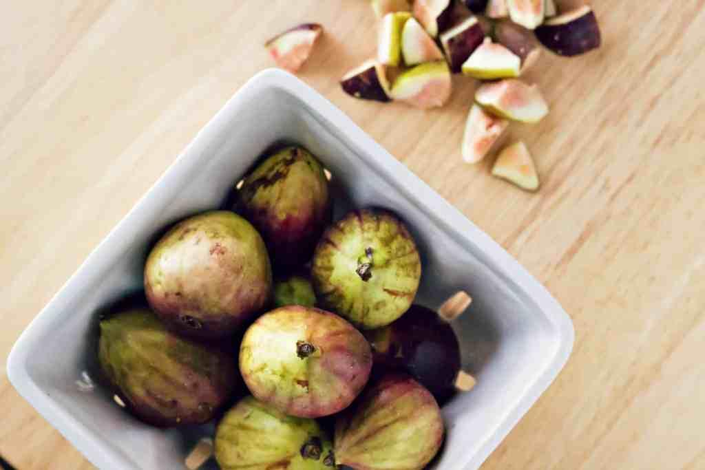 fig & buckwheat scones with rosemary lemon sugar | via sweet miscellany