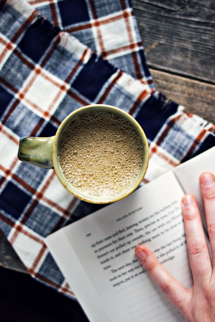 tea and a book | via sweet miscellany