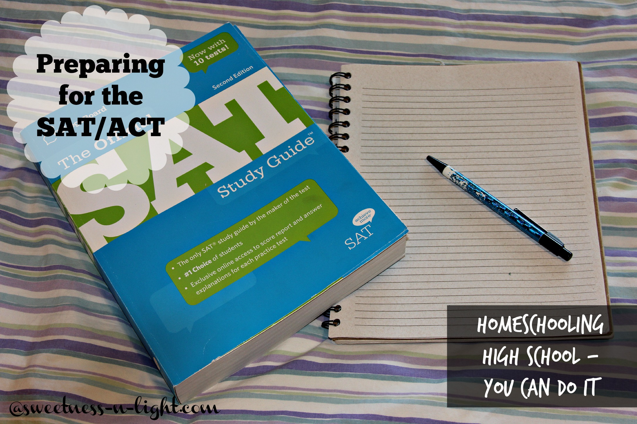 Preparing For The Sat Act