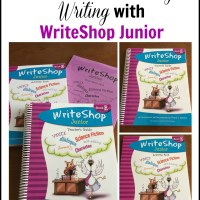 Adventures in Story Writing with WriteShop Junior