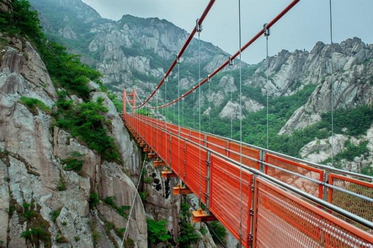 ثمان معالم طبيعية بكوريا الجنوبية ستسرق أنفاسك ( الجزء الأول )