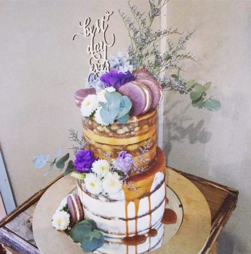 Naked Amp Semi Naked Wedding Cakes Archives Sweet