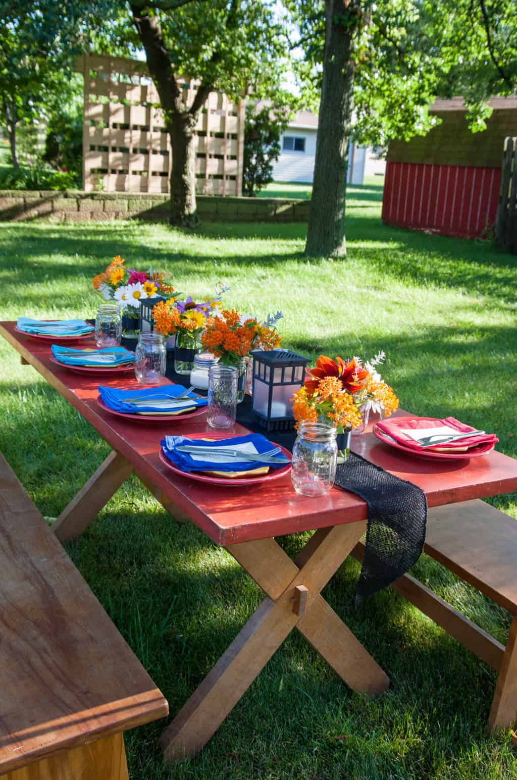How To Have A Farm To Table Dinner In Your Backyard