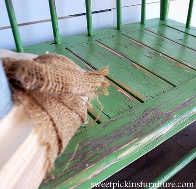 Sweet Pickins Furniture - Sherwin Williams Dill